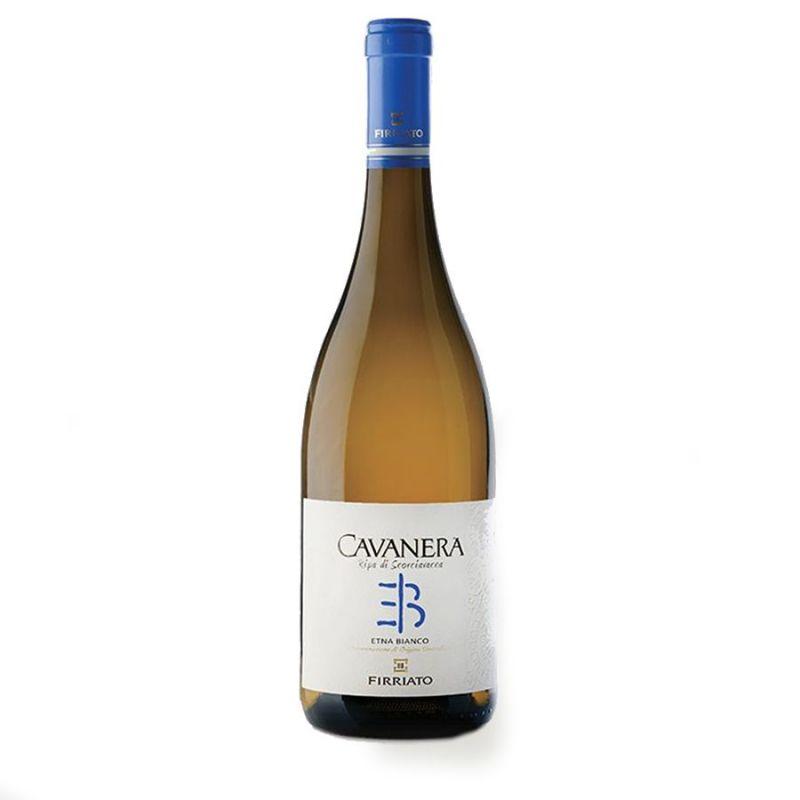DOC Etna white wine Cavanera 2017 Ripa di Scorciavacca - Firriato