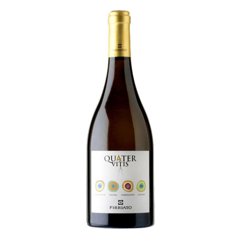 Quater Vitis White Wine 2020 IGT Terre Siciliane - Firriato