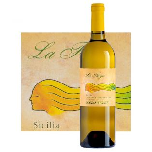 La Fuga 2020 Sicilian Doc White Wine Donnafugata