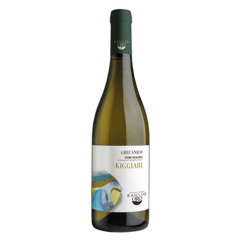 Kiggiari White Wine 2020 - Az.Agr. Baglio Oro