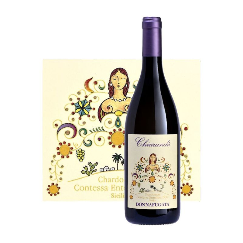 Chiarandà 2018 Sicilian Doc White Wine Donnafugata