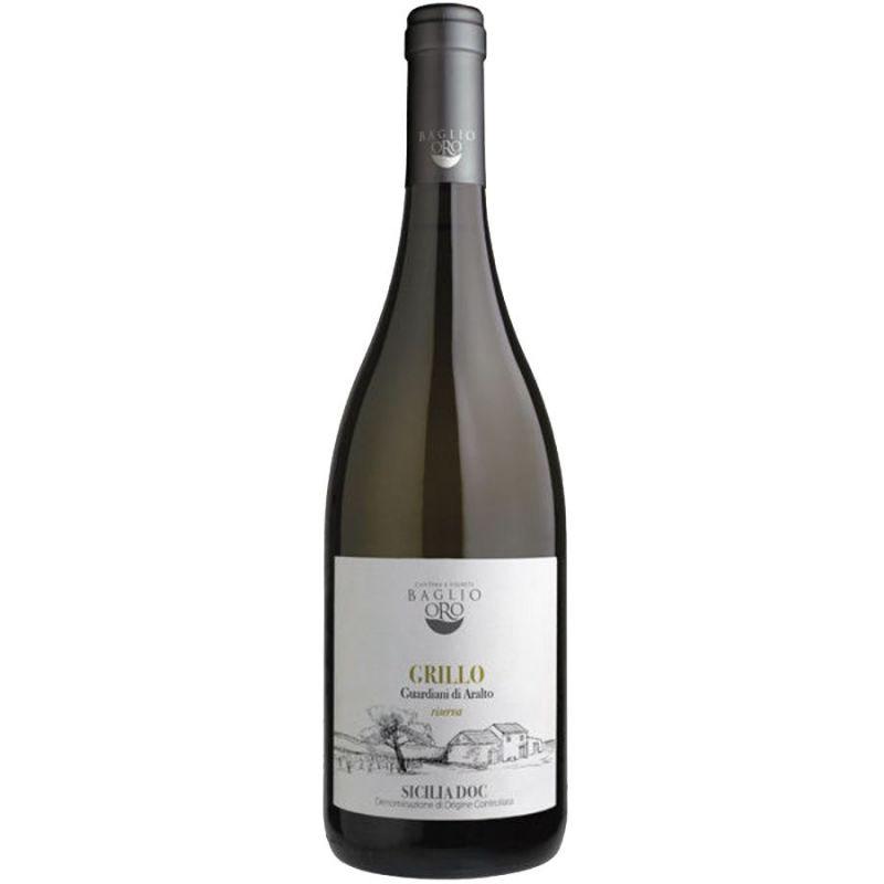 Grillo Guardiani di Aralto DOC White Wine 2018