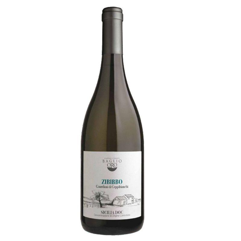 Zibibbo Guardiani di Ceppineri Sicily DOC  Wine 2019