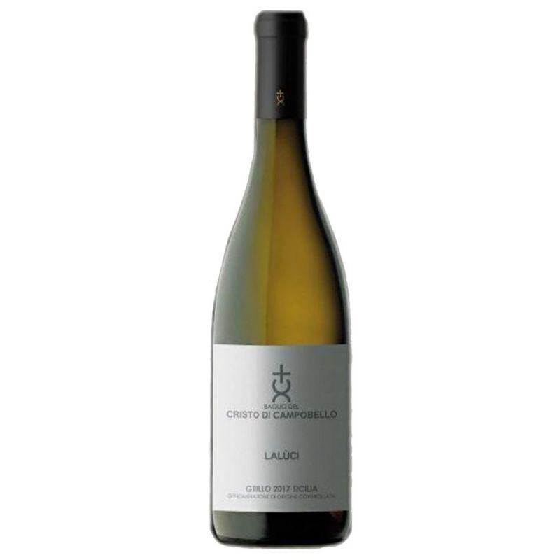 LaLùci Vino Bianco Grillo 2020 - Baglio del Cristo di Campobello di Licata