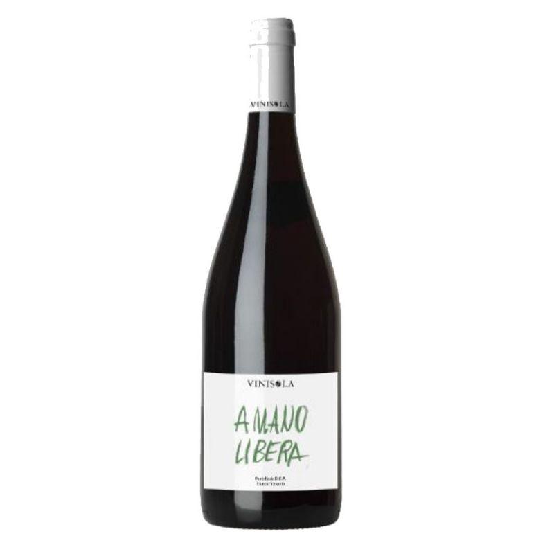 A Mano Libera 2019 Sparkling White Wine - Pantelleria DOP