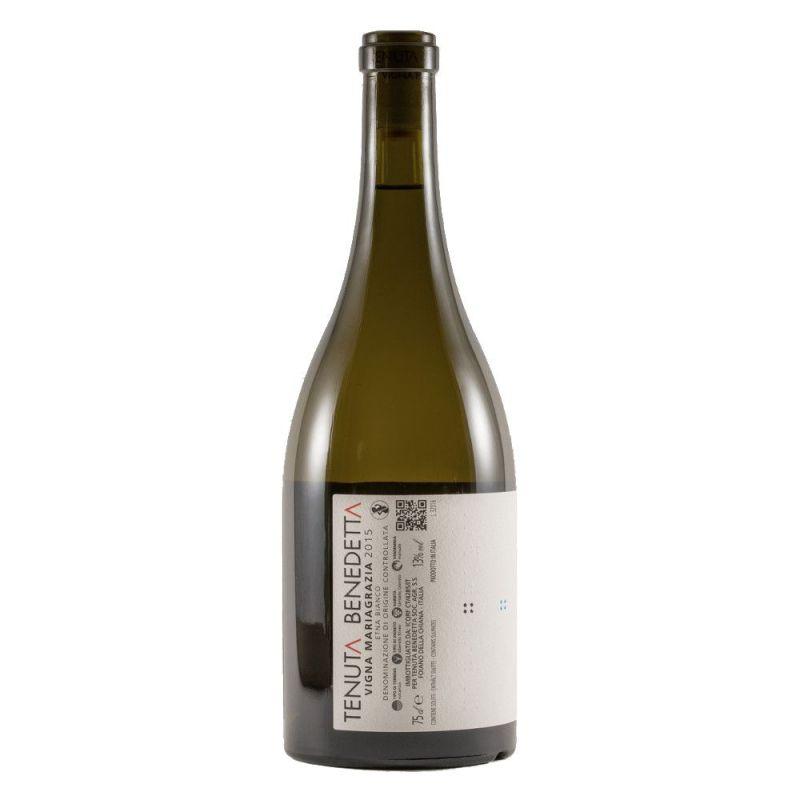 Bianco di Mariagrazia - Vigna Mariagrazia White wine 2017 - Etna Bianco DOC - Tenuta Benedetta