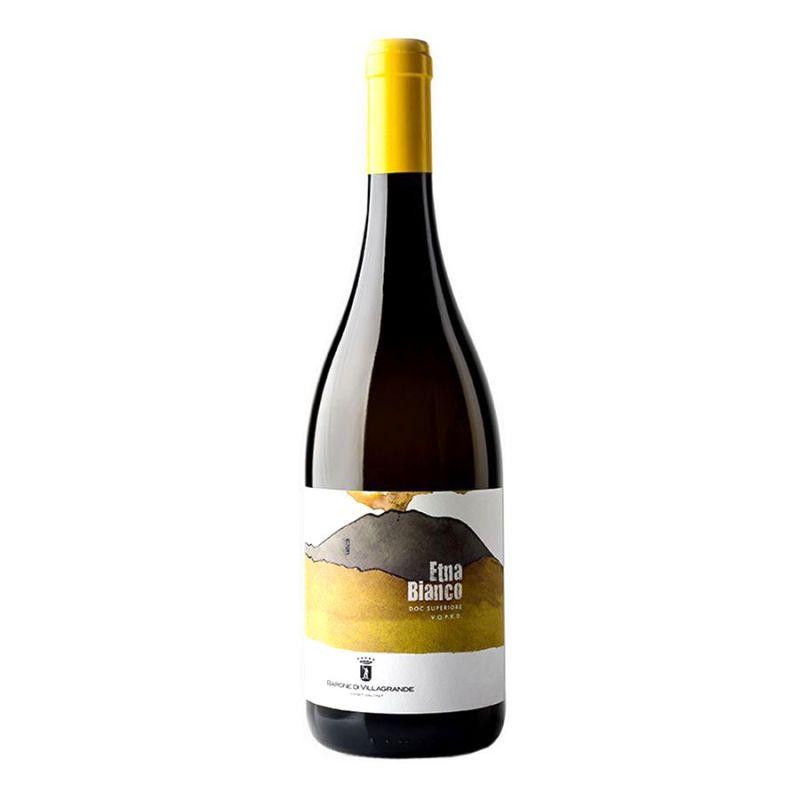 """Etna DOC Superior White Wine 2017 - """"Az. Barone di Villagrande"""