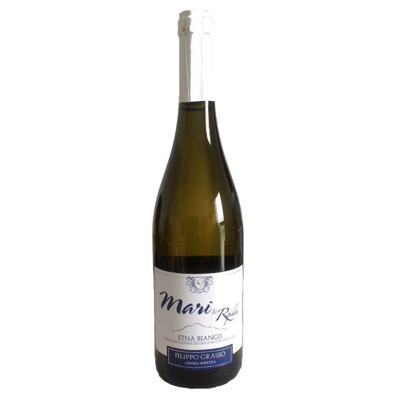 "Wine ""Etna Bianco"" DOC 2014 - Mari di Ripiddu 2013 - ""Az. Grasso"""