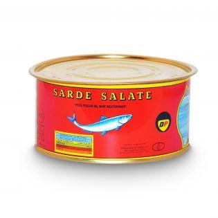 Sarde salate Scapate - 1.75 Kg