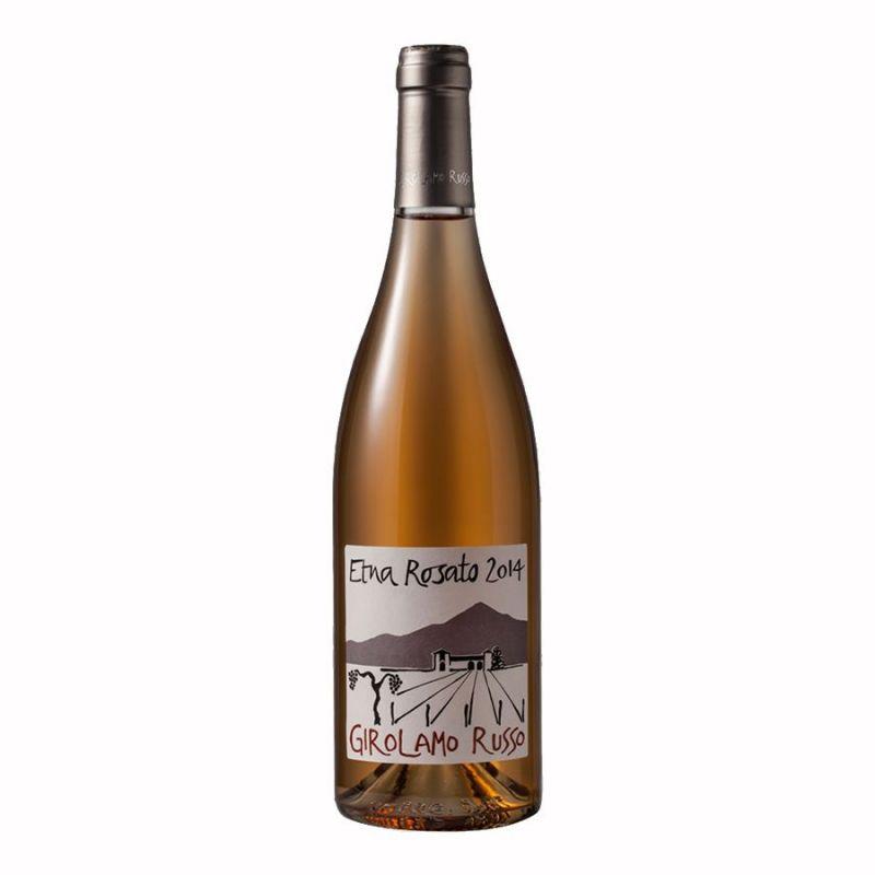"Wine ""Etna Rosato"" DOC 2018 - Girolamo Russo"