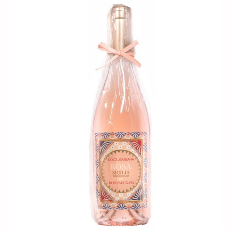 Rosa Sicilian Doc Rose Wine 2020 - Donnafugata Dolce & Gabbana