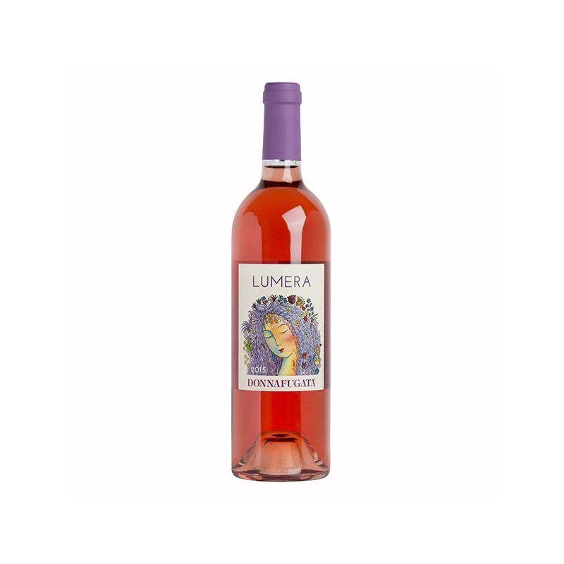 Lumera 2020 Sicily Doc Rosè Wine - Donnafugata