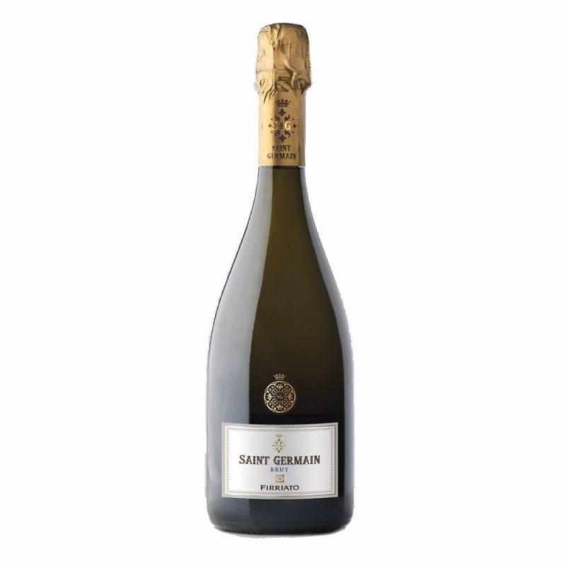 Saint Germain Brut Sicilian Sparkling Wine - Firriato