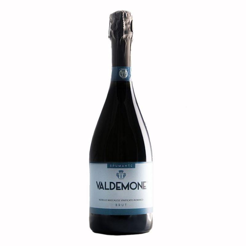 Valdemone Brut Sicilian Sparkling Wine- Tornatore