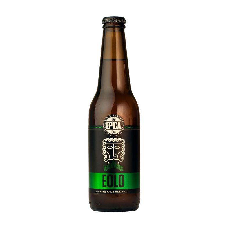 Eolo Pale Ale - Sicilian Beer 33cl