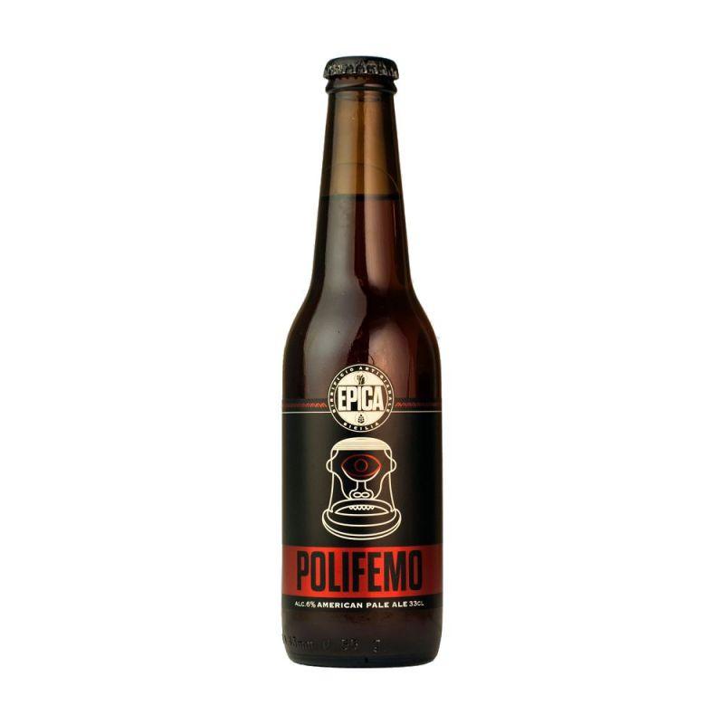 Polifemo American Pale Ale 33cl. - Sicilian Beer