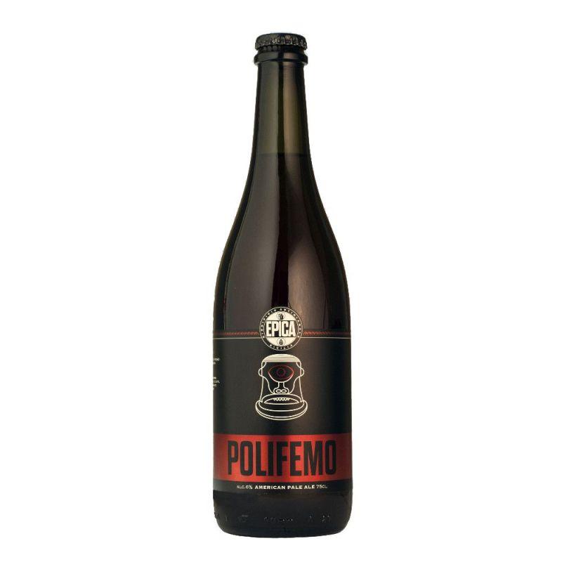 Polifemo American Pale Ale 75cl. - Sicilian Beer