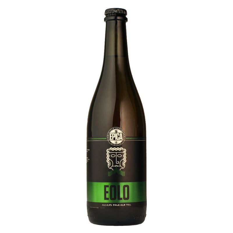 Eolo Pale Ale 75cl - Sicilian Beer