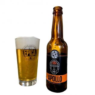 Apollo Double Ipa 75cl. - Sicilian Beer