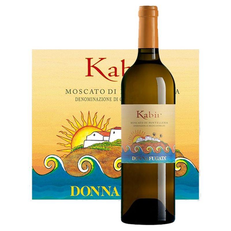 Kabir 2019 Moscato di Pantelleria Doc Donnafugata