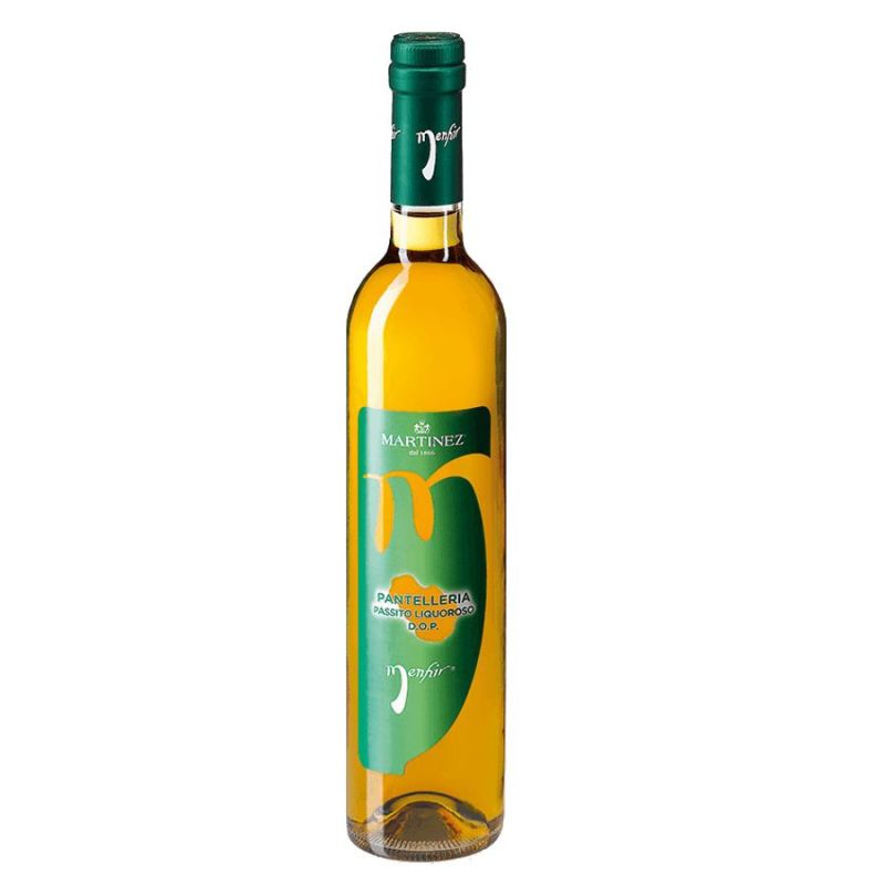 Pantelleria Passito Wine - Menhir - Martinez