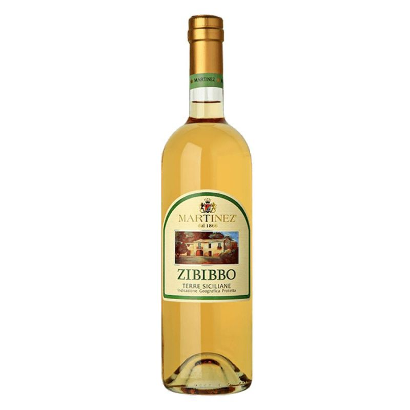 "Zibibbo Dessert Wine - Typical Geographic Indication - ""Sicily""."