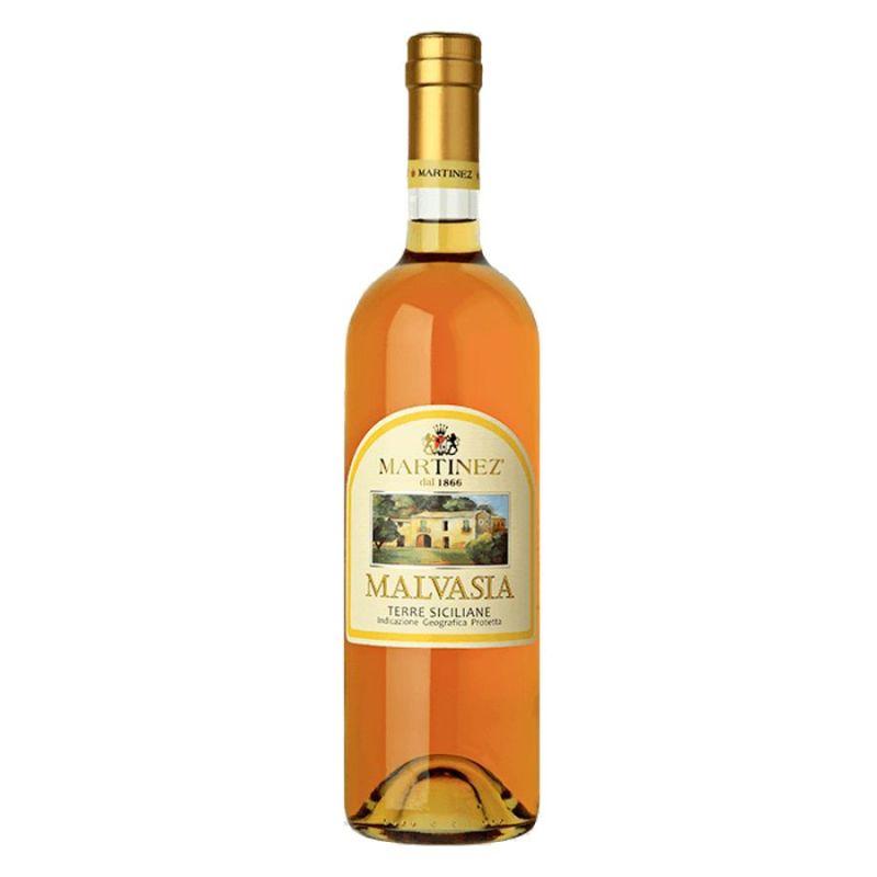 "Malvasia Dessert Wine - Typical Geographic Indication - ""Sicily""."