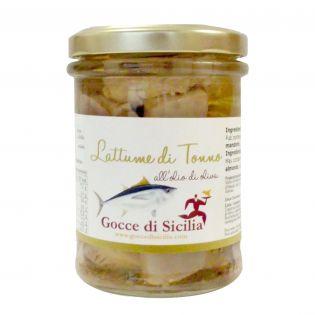 Lattume di Tonno in olio di Oliva in vendita on line