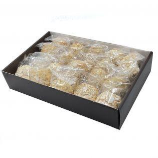 Paste di Mandorla con scaglie di mandorla tostata