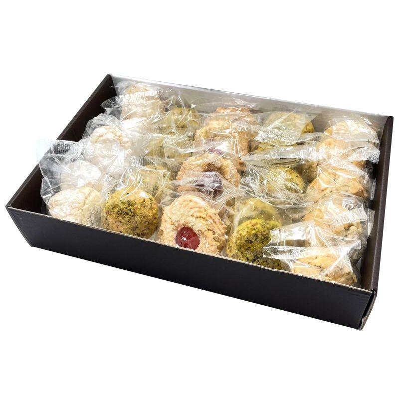 Almond paste mixed (Carton box)