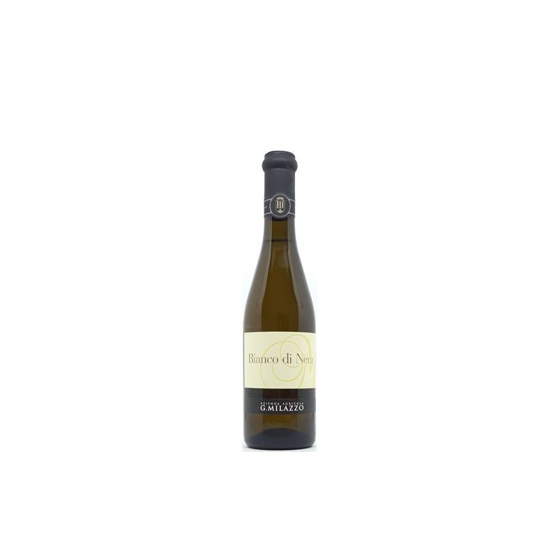 Wine Bianco di Nera Più Organic 2020 bottle of 375ml - Milazzo