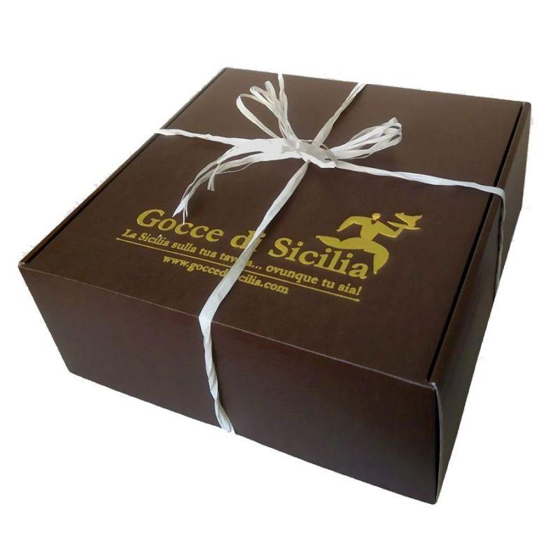 Box with Tuppo - Your Chocolate Brioche