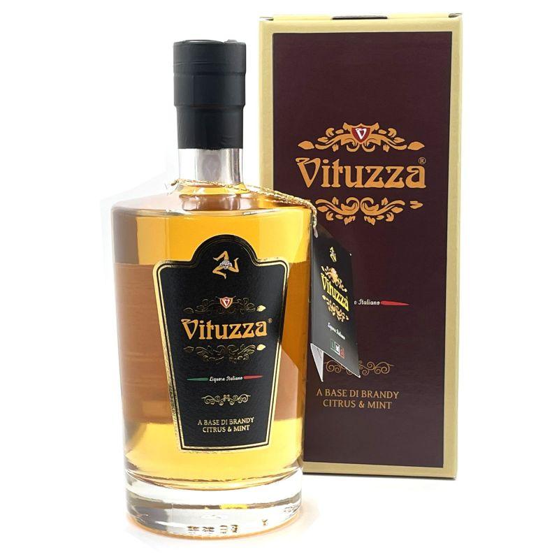 Vituzza - Distillate of Brandy with Verdello and Mint