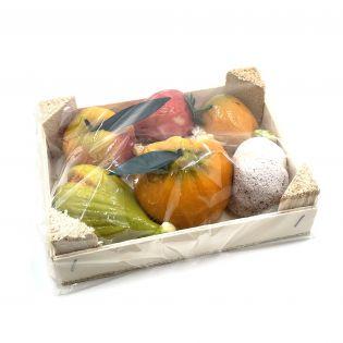 Cassettina di frutta martorana mista