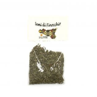 Semi di Finocchio - Busta da 30 gr