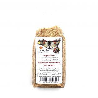Paprika Breadcrumbs - Bag of 200 gr