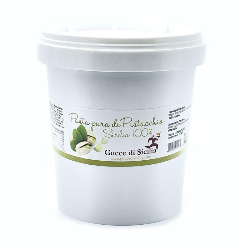"""""""Pistachio Paste"""" - Semi-finished product - Base for ice cream 1 Kg"""