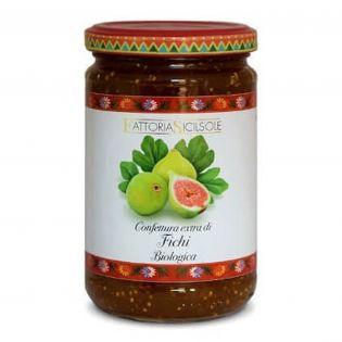Organic Extra Jam Figs