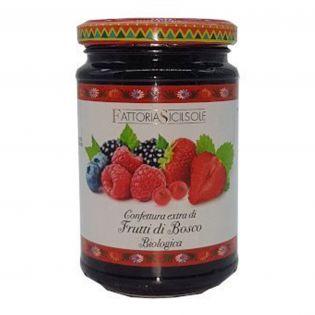 Vendita confettura Extra Frutti di bosco bio