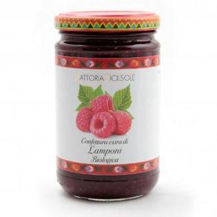 Extra jam Strawberries ORGANIC