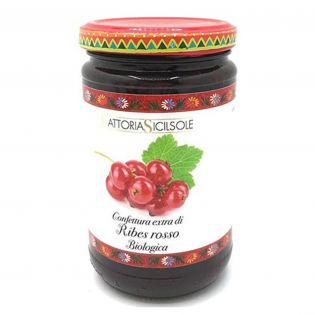 Red Currants Extra jam ORGANIC