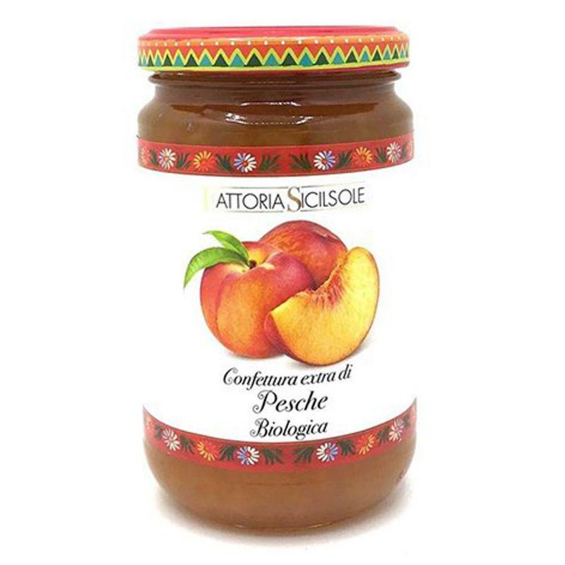 Extra jam IGP Pescabivona Peaches