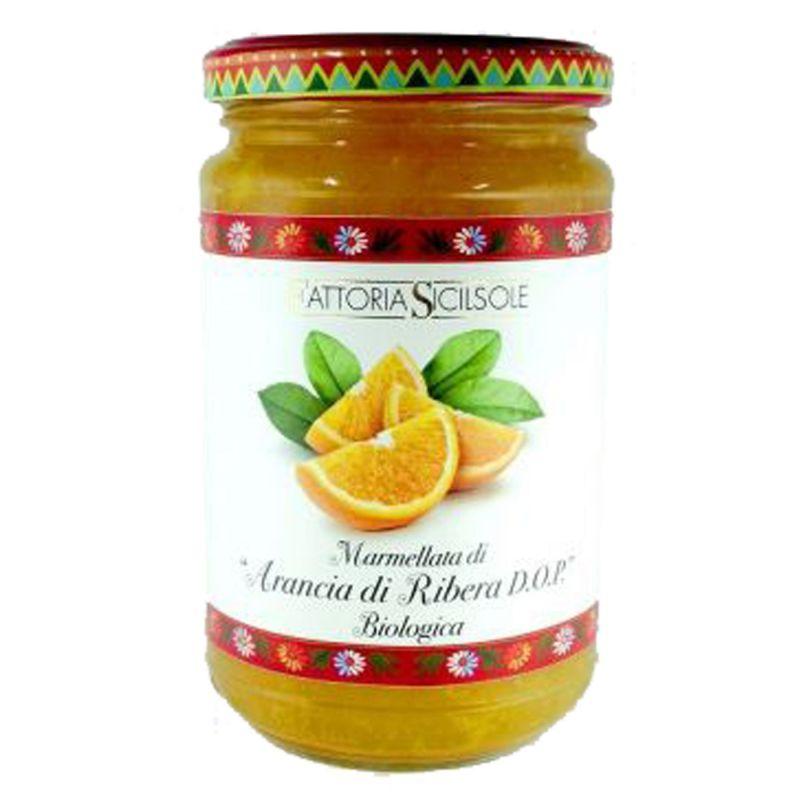 "Organic ""Ribera D.O.P. Orange"" Jam"