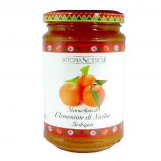 Organic Sicilian Clementine Jam