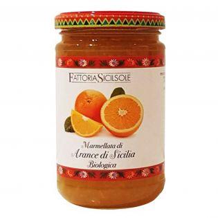 Organic Bitter Orange Jam