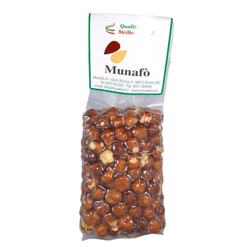 Shelled Hazelnuts - 250 g