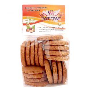 Hazelnut Cookies - Handmade Pastry