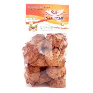 Brutti ma Buoni - Hazelnut biscuits