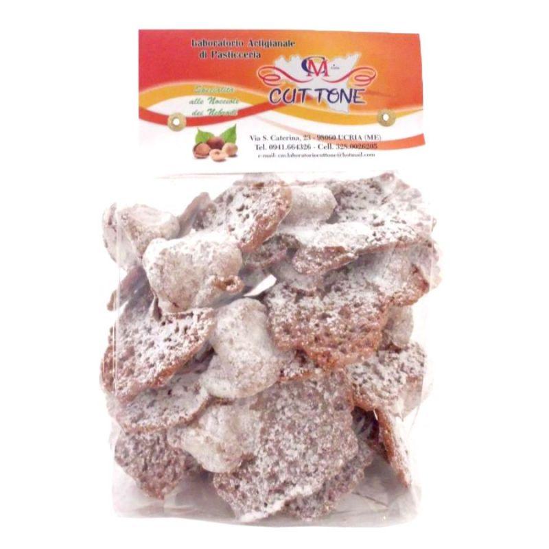 Pasta Reale - Sicilian Hazelnut biscuits