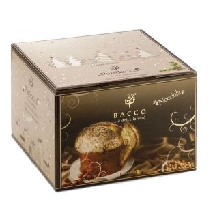 Hazelnut Panettone - PanBacco